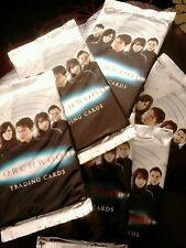 Torchwood trading cards 6 new packets