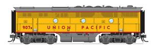 Broadway Ltd 4837 UNION PACIFIC Streamliner F3B #907B DCC/Sound NIB