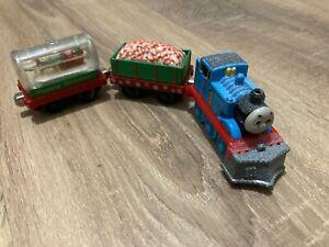Take N Play Holiday Thomas Train From Thomas The Tank engine Friends Christmas