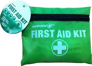 Medical Kit  23 Piece Compact First Aid Belt-Small Travel Sports Home Office Car
