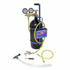 Uniweld 40040 Nitrogen Sludge Sucker and Blaster Kit with Metal Carrying Stand