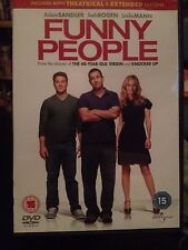Funny People (DVD, 2011)
