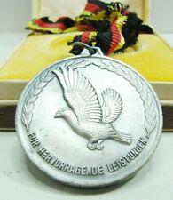 DDR Brieftaubenzüchter Silbermedaille Für hervorragende Leistungen am Band OVP