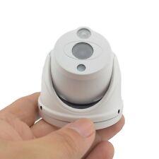 650TVL CCTV Security Camera Sony CCD Mini Dome Indoor IR Night Vision Analog BNC