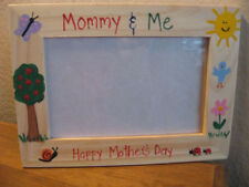 Mommy and Me - Mother's Day Mom children baby Grandma photo picture frame