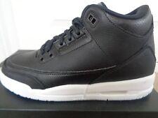 Nike Air Jordan 3 retro BG trainers sneakers 398614 020 uk 3.5 eu 36 us 4 Y NEW