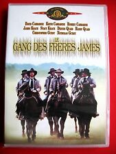 DVD Le Gang Des Freres James  Film avec david carradine Neuf