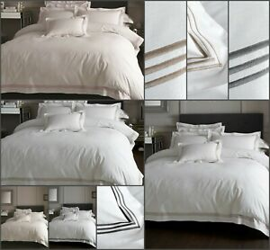 Hotel Quality Devour Duvet Cover Quilt Cover With Pillowcases Single Double King