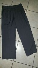 Rayon Pleated Dress Pants for Men