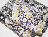 Pottery Barn Gracie Organic Cotton Multi Colors King Duvet Cover New