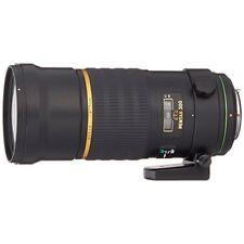 PENTAX Star Lens super-Telephoto Single Focus Lens DA300mm F4 ED IF SDM K new .