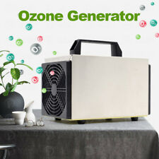 10000mg/h Car Room Air Purifier Ozone Generator Odor Remove Disinfection Fresh