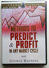 METHODS TO PREDICT & PROFIT IN ANY MARKET CYCLE by George Dagnino *Trading DVD