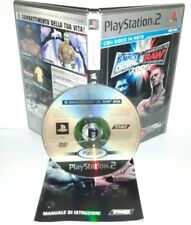SMACK DOWN VS RAW 2006 WRESTLING - Playstation 2 Ps2 Play Station Gioco Game