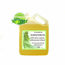 7 LB SUNFLOWER OIL HIGH OLEIC ORGANIC