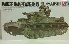 Tamiya 1/35 scale model kit German Panzerkampfwagen IV Ausf D