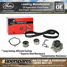 Gates Water Pump & Timing Belt Kit for Mazda 3 BK 6 GG GY RF7J 2.0L 105kW