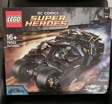LEGO Super Heroes 76023 Batman - The Tumbler Batmobil NEU & OVP, UNGEÖFFNET!