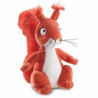 "The Gruffalo Squirrel Character Plush Toy - 7"" Julia Donaldson Aurora"
