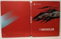 DRIVECLUB Steelbook (G2) - Vendu seul sans jeu - Très bon état