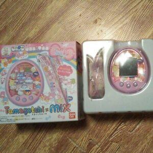 Tamagotchi Mix Sanrio Characters collaboration DXToysrus Limited M!X Bandai used