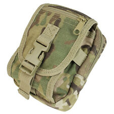 Condor MA26 MULTICAM Tactical MOLLE PALS Gadget Tool Camera Cell Phone Pouch