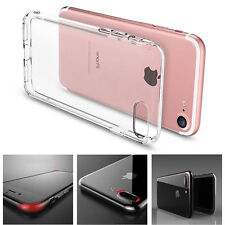 Ultra Thin Slim Hard Shockproof Cover Case Pouch for Apple iPhone 7 6s Plus 5 SE Gold iPhone 6 6s