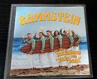 Rammstein 2-track Mein Land promotional CDr CD UK Spinefarm Records
