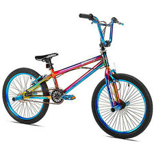 "20"" Kent Fantasy BMX Pro Bike Freestyle Boys Girls Bicycle Steel Frame - New"