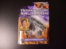 TERMINATOR SALVATION ENDOSKELETON SET (2009)