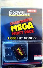 Chartbuster Karaoke Package 1000 SONGS SD CARD for Karaoke Player/Laptop Music