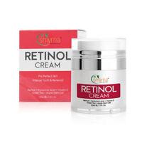 Smyrna Retinol Day & Night Cream Moisturizer Anti-Aging / Wrinkles 1.7 fl. oz.