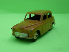 DINKY TOYS 40F HILLMAN MINX BUTTERSCOTCH CREAM - GOOD CONDITION RARE SLETEN -