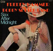 Freddy Hammer with The Bobby Setter Band Sax After Midnight