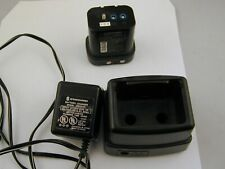 Standard Radio Battery Charger CWC230 w/ Battery CNB350 w/ Charge Adaptor CCA250