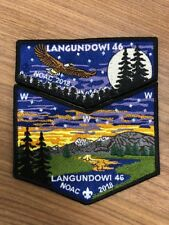 Langundowi 46 - 2018 NOAC set
