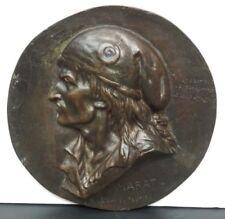 Sculptures et statues du XIXe siècle et avant XIXème et avant en haut-relief en bronze