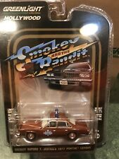 Greenlight  HOLLYWOOD Smokey & The Bandit  Sheriff Justice's 1977 Pontiac Lemans