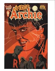 AFTERLIFE WITH ARCHIE #9A (2013) 10.0 GEM MINT PERFECT BRAND NEW CONDITION COND.