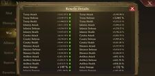 Guns of Glory C43  29k and 13k stats already have new sea king most @ level 3