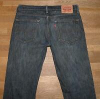 """>>> """" LEVI`S 511 """" Herren- JEANS / LEVIS Blue- Jeans in dkl.- blau W32"""" /L32"""""""