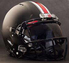 OHIO STATE BUCKEYES NCAA Gameday REPLICA Football Helmet w/ OAKLEY Eye Shield