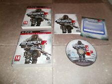 JEU PLAYSTATION 3 PAL Fr (PS3): SNIPER 2 GHOST WARRIOR - Complet Bon état