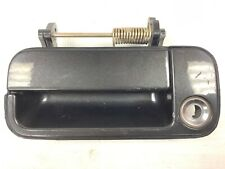 88-91 Prelude 2Dr COUPE Left Door Exterior Outside Pull Handle Gray OEM