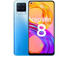 """REALME 8 PRO INFINITE BLUE 128GB ROM 8GB RAM 4G DUAL SIM ANDROID DISPLAY 6.4"""""""
