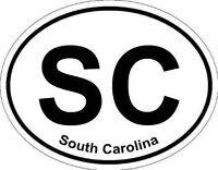 Oval (South Carolina); State Bumper Sticker
