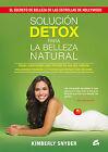 Solución detox para la belleza natural. ENVÍO URGENTE (ESPAÑA)