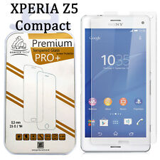 Gorilla Lightweight 9H Tempered Glass Screen Guard For Sony Xperia Z5 Compact