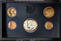 1969-S US MINT PROOF SET NICE COLOR BU TONED CHOICE UNC GEM #33 (DR)