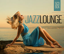 CD Jazz Lounge di Various Artists 5CDs